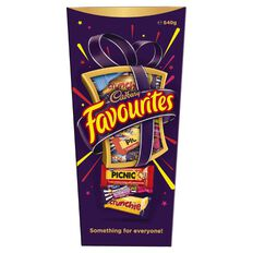 Cadbury Favourites 540g