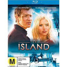 The Island Blu-ray 1Disc