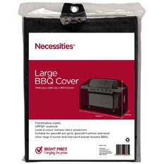 Necessities Brand BBQ Cover Hooded Large