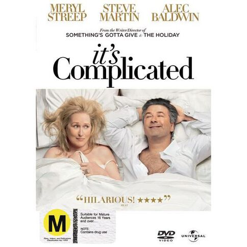 It's Complicated DVD 1Disc