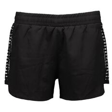 Active Intent Women's Laser Cut Side Shorts