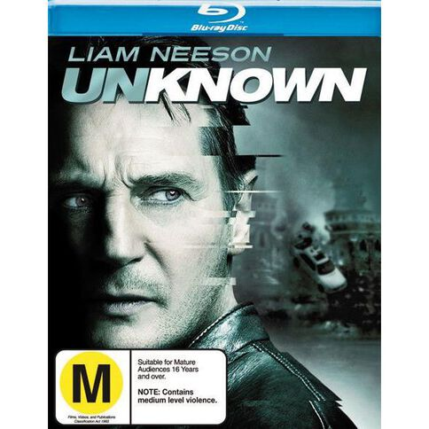 Unknown Blu-ray 1Disc