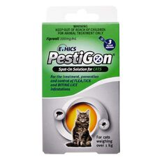 Ethics Pestigon Flea Treatment for Cats Weighing Over 1kg