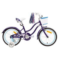 Milazo 16 inch Girls' Daisy Bike-n-Box 255