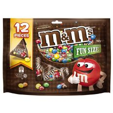 M&M's Milk Chocolate Fun Size 162g
