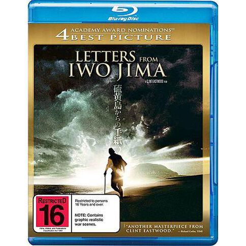 Letters From Iwo Jima Blu-ray 1Disc