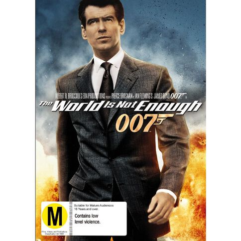 World Is Not Enough The 2012 Version DVD 1Disc