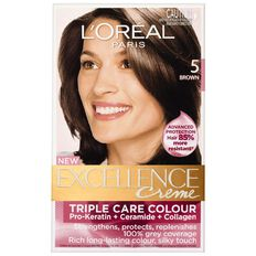 L'Oreal Paris Excellence Creme Brown 5