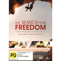 The Search For Freedom DVD 1Disc