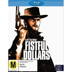 A Fistful Of Dollars Blu-ray 1Disc