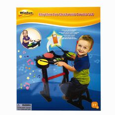 Winfun Rhythm Pro Electronic Drum Set