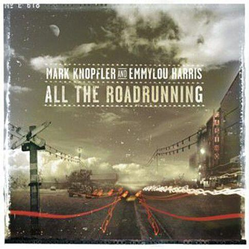All The Road Running by Mark Knopfler 1CD