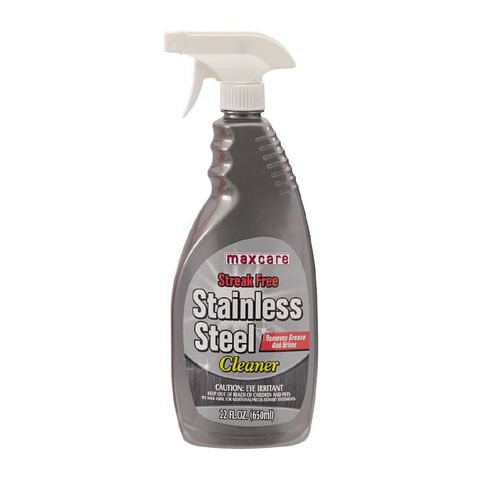 Maxcare Stainless Steel Trigger Cleaner 650ml