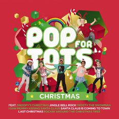 Pop for Tots Christmas CD by Various Artists 1Disc