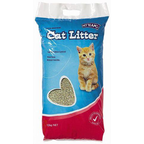 Pet Team Cat Litter 12kg