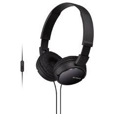 Sony Headphones MDRZX110APB Black