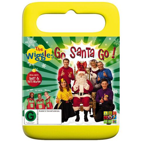 The Wiggles Go Santa Go DVD 1Disc