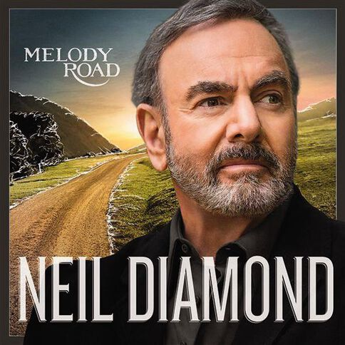 Melody Road CD by Neil Diamond 1Disc
