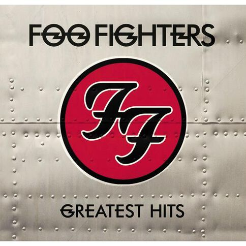 Greatest Hits CD by Foo Fighters 1Disc