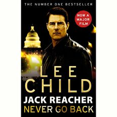 Never Go Back FTI by Lee Child