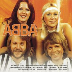 Icon CD by ABBA 1Disc