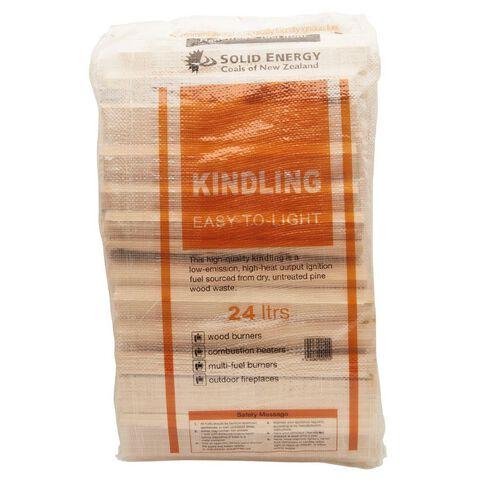 Solid Energy Kindling Bulk Bag 24L North Island