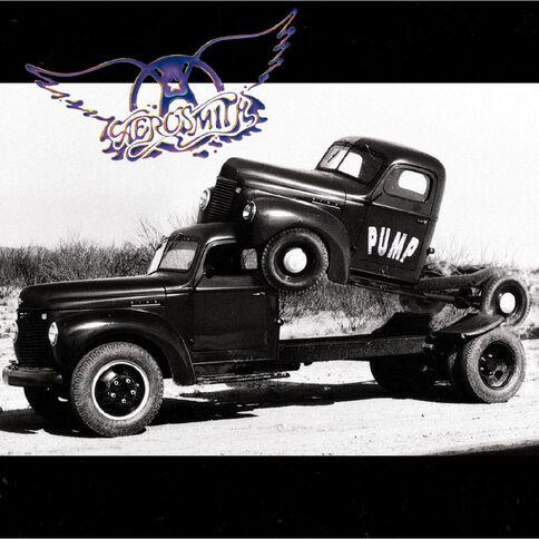 Pump CD by Aerosmith 1Disc