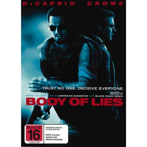 Body Of Lies DVD 1Disc