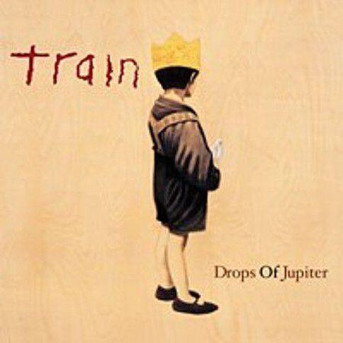 CD Train Drops Of Jupiter