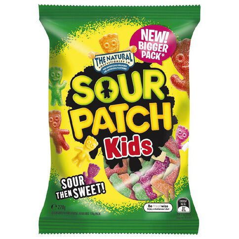The Natural Confectionery Co. Sour Patch Kids 220g