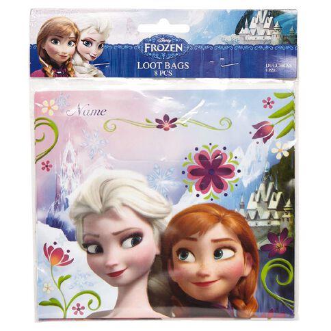 Disney Frozen Lootbags 8 Pack