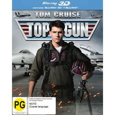 Top Gun 3D Blu-ray 1Disc