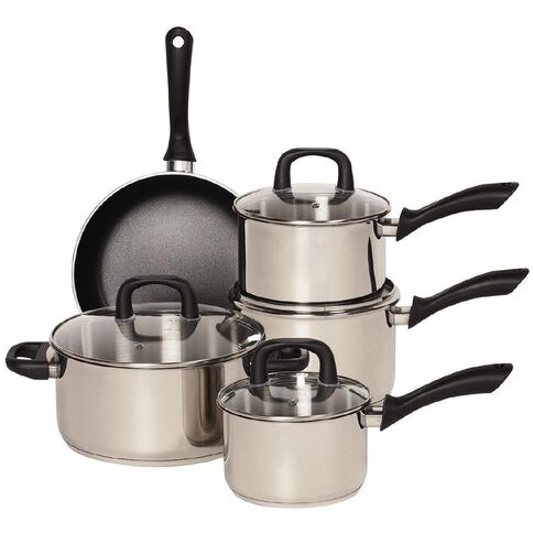 Arcosteel Supremo Cookware Set 5 Piece