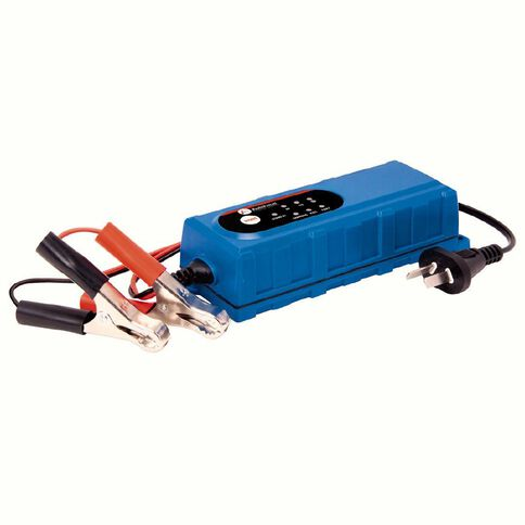 Autohaus Battery Charger AHBC-3.8I Intelligent Smart 6V/12V 3.8amp