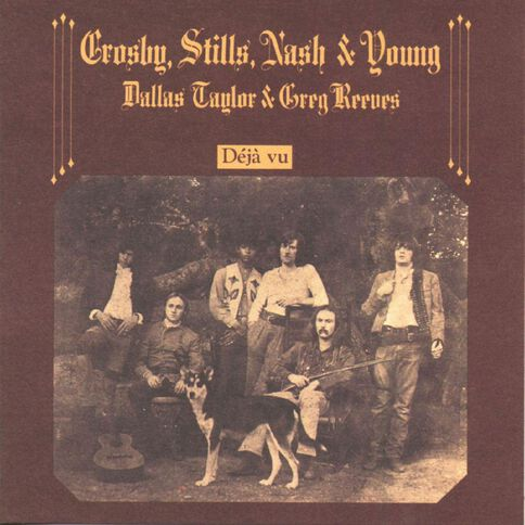 Deja Vu CD by Crosby Stills Nash & Young 1Disc