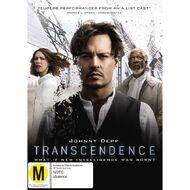 Transcendence DVD 1Disc