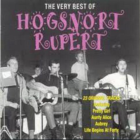 Very Best of Hogsnort Rupert by Hogsnort Rupert CD