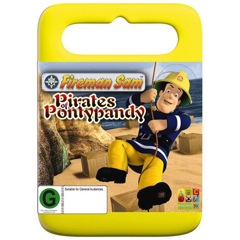 Fireman Sam Pirates of Pontypandy DVD 1Disc