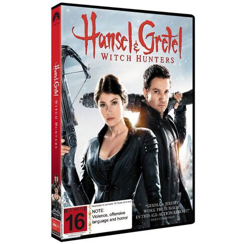 Hansel And Gretel Witch Hunters DVD 1Disc