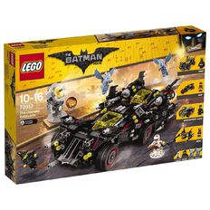 Batman LEGO Movie The Ultimate Batmobile 70917