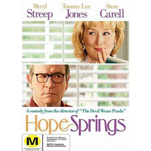 Hope Springs DVD 1Disc
