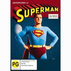 Adventures Of Superman Season 1 5DVD