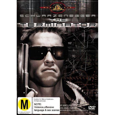 Terminator DVD 1Disc
