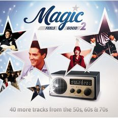 Magic Volume 2 CD by Various Artists 2Disc