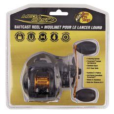 Megacast Low Profile Bait Caster Reel