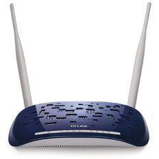 TP-Link Wireless N 300 Mbps ADSL2+ Modem Router TD-W8960N