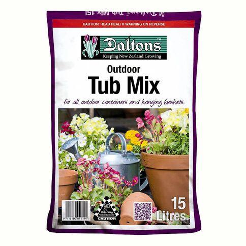 Daltons Outdoor Tub Mix 15L