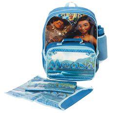 Moana Backpack Bundle Set