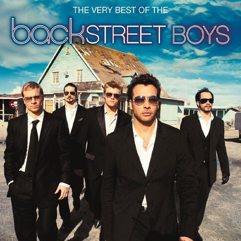 The Very Best of CD by Backstreet Boys 1Disc