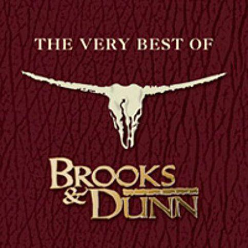 The Very Best Of CD by Brooks & Dunn 1Disc